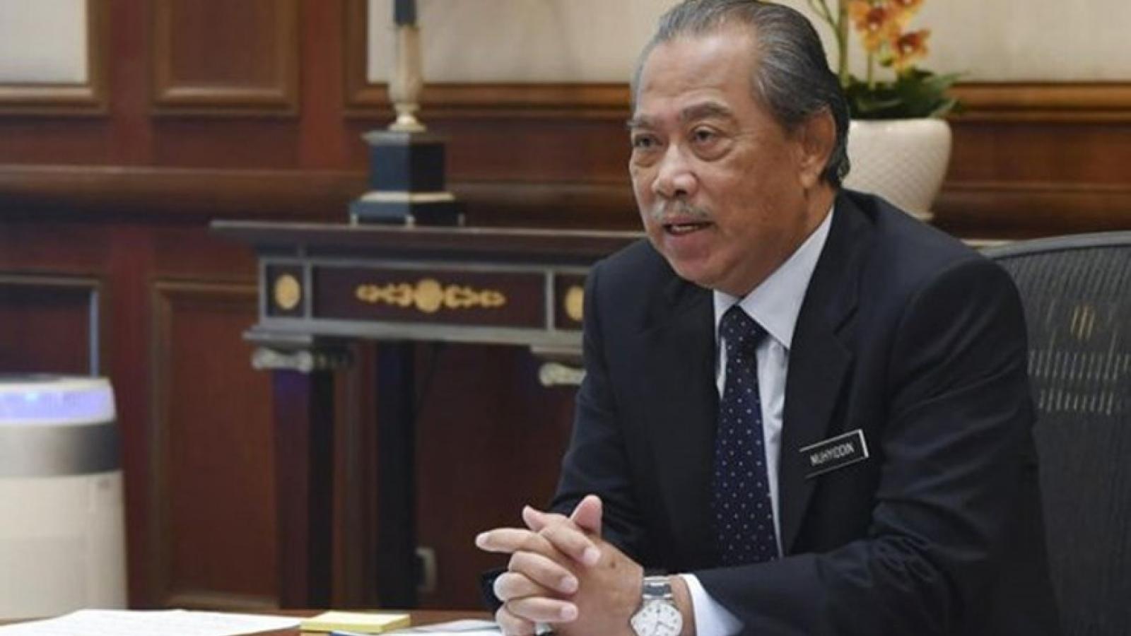 Những thách thức đón đợi Malaysia khi Thủ tướng Yassin từ chức