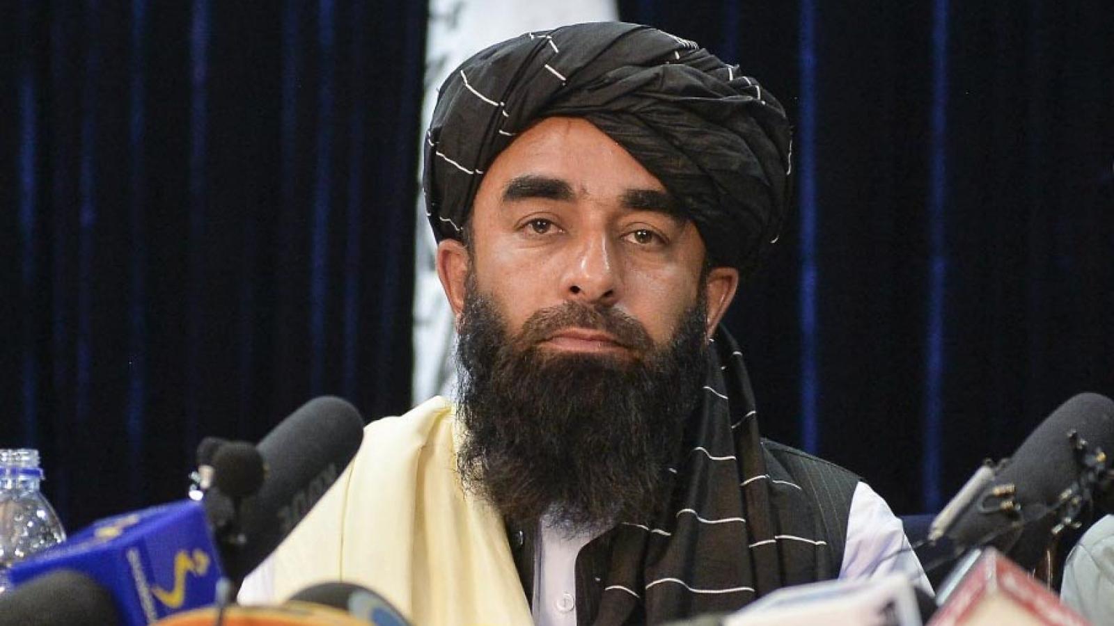 Taliban công bố các thành viên còn lại trong nội các, không có phụ nữ được bổ nhiệm
