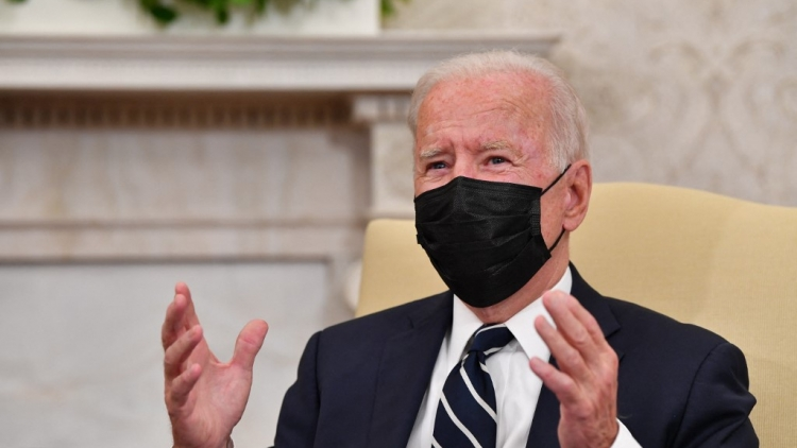 Tổng thống Joe Biden tự tin nền kinh tế Mỹ sẽ vượt qua khó khăn do biến thể Delta