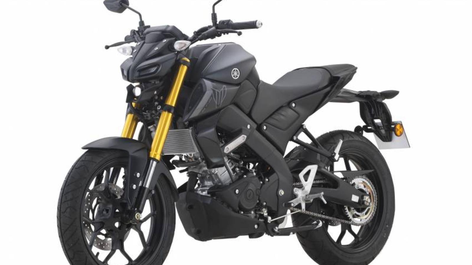 Yamaha MT-15 2021 bổ sung thêm màu sơn mới, giá không đổi