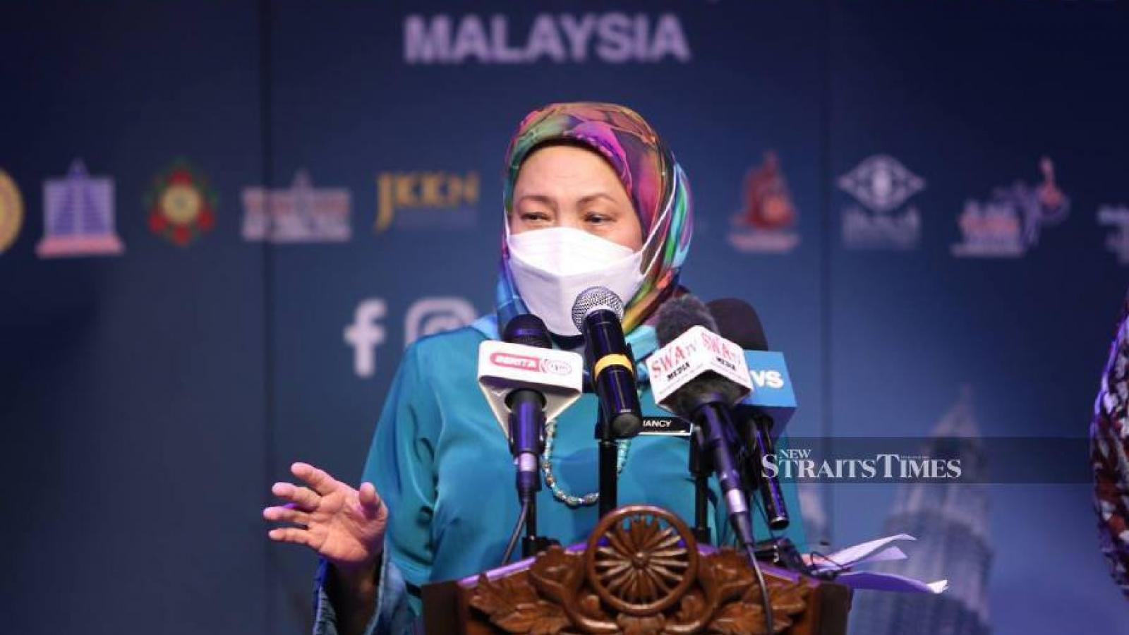 """Malaysia bắt đầu triển khai """"bong bóng du lịch"""" nội địa"""