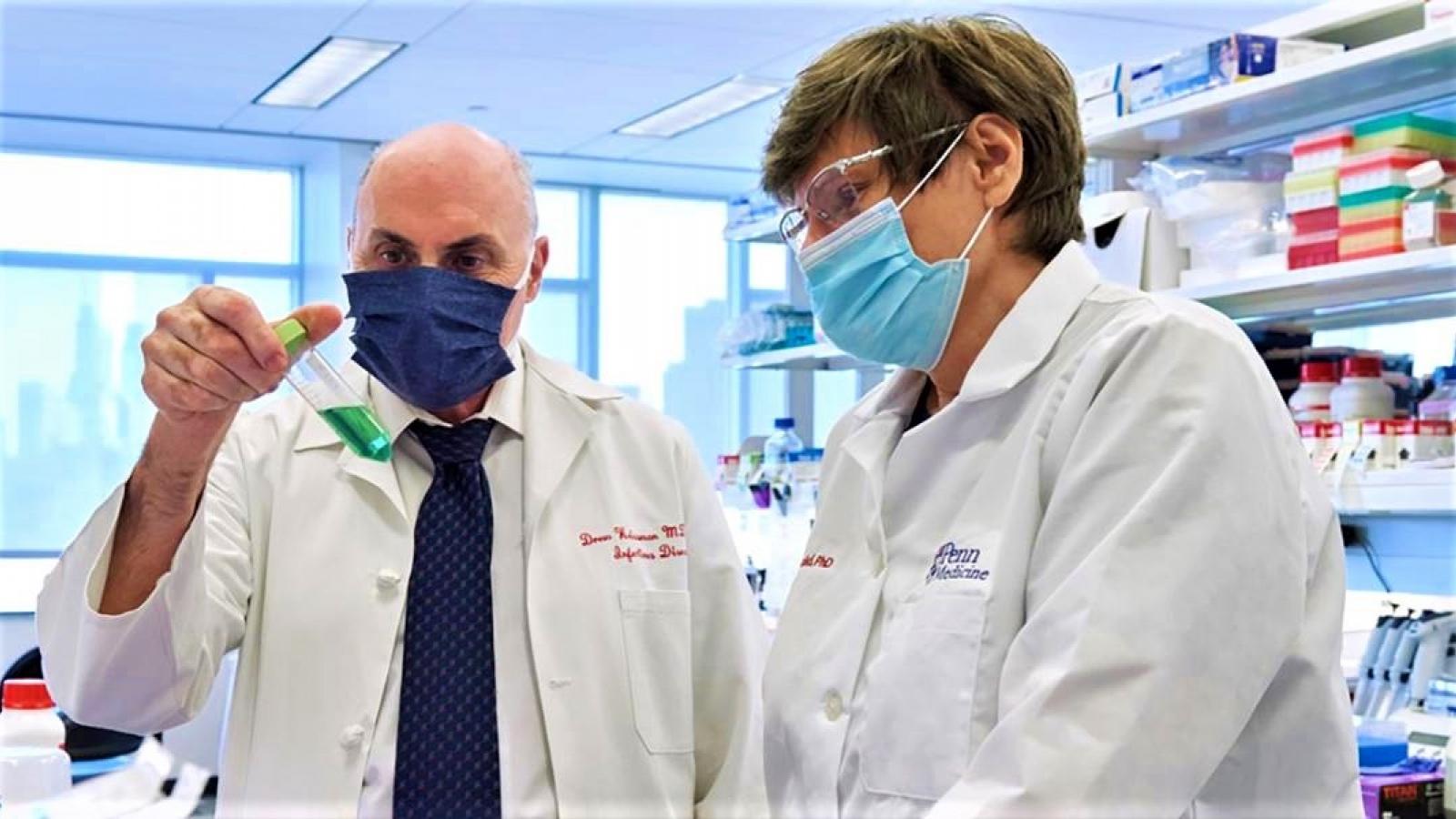 Các tác giả công nghệ vaccine mRNA liệu có nhận được giải Nobel 2021?