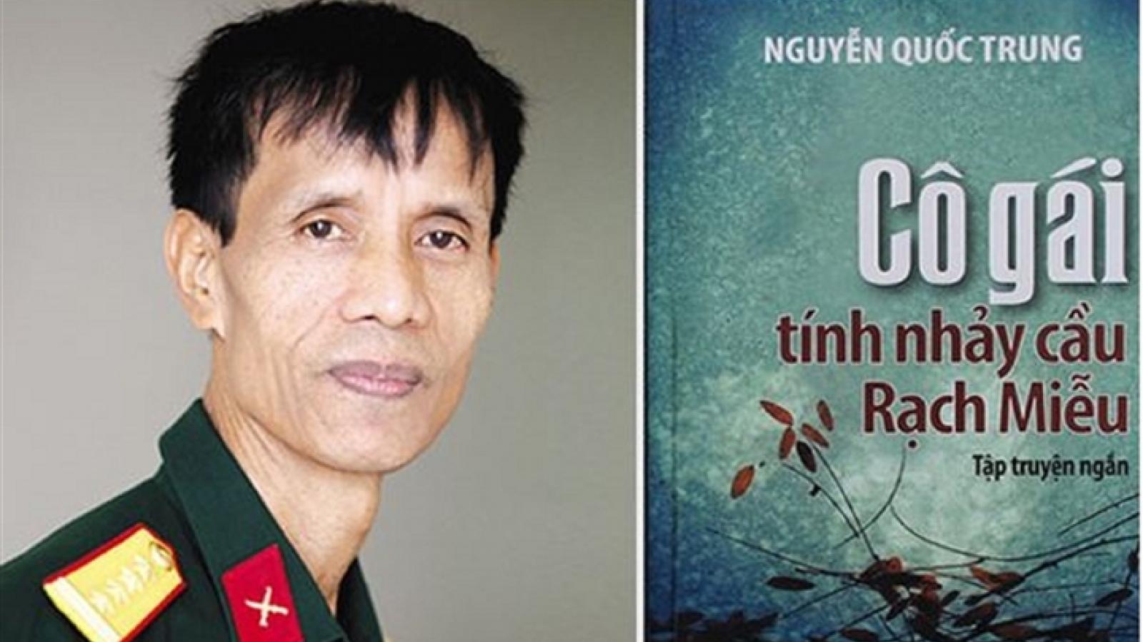 Nhà văn Nguyễn Quốc Trung qua đời sau 10 ngày điều trị Covid-19