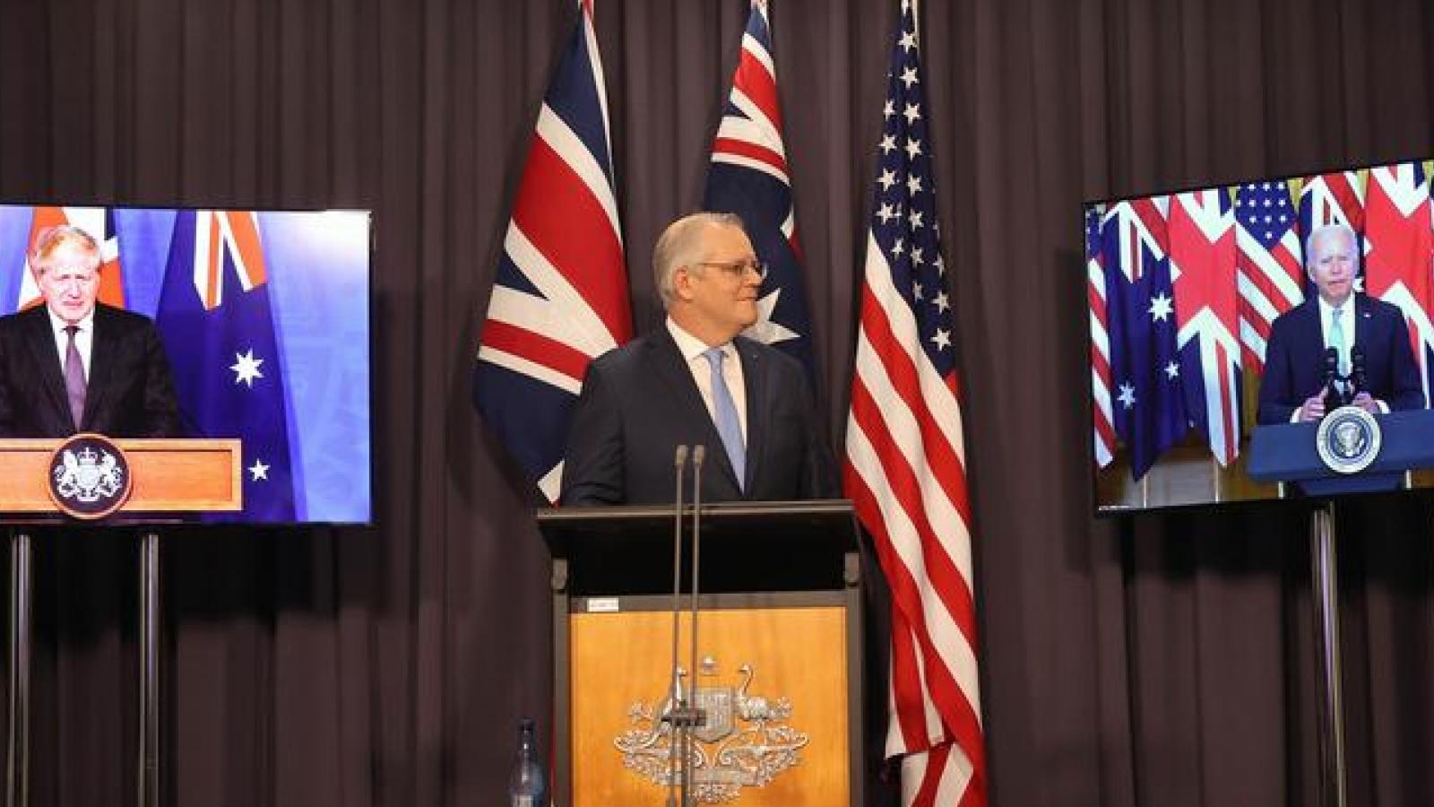 Liên minh AUKUS: Cơ chế an ninh mới giữa Australia - Anh - Mỹ
