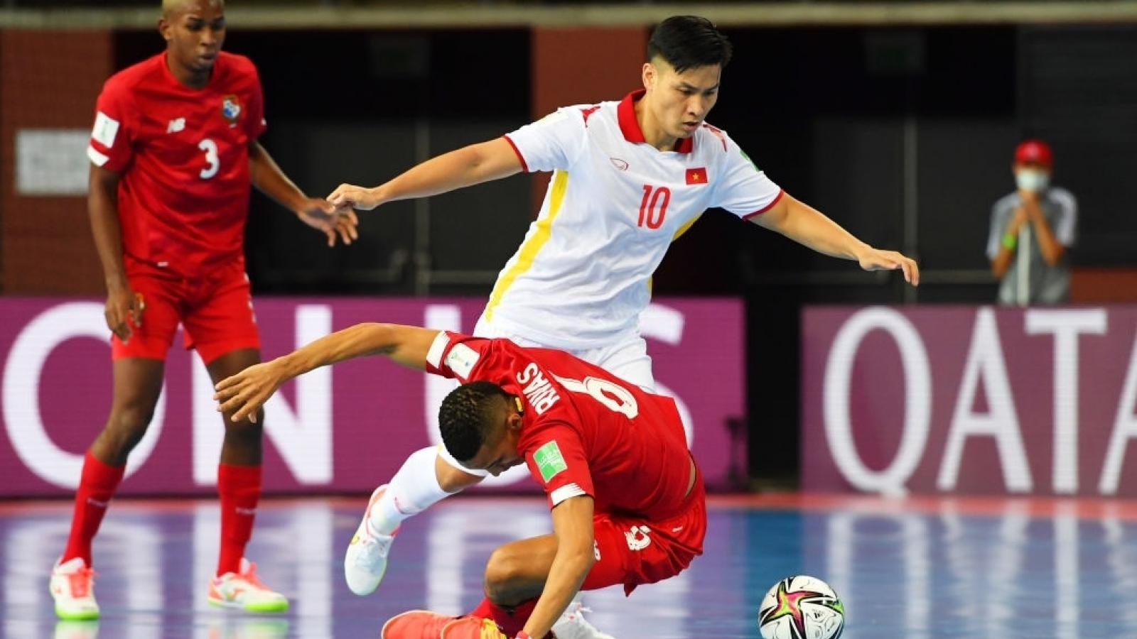 Đức Tùng chấn thương nặng, sớm chia tay Futsal World Cup 2021