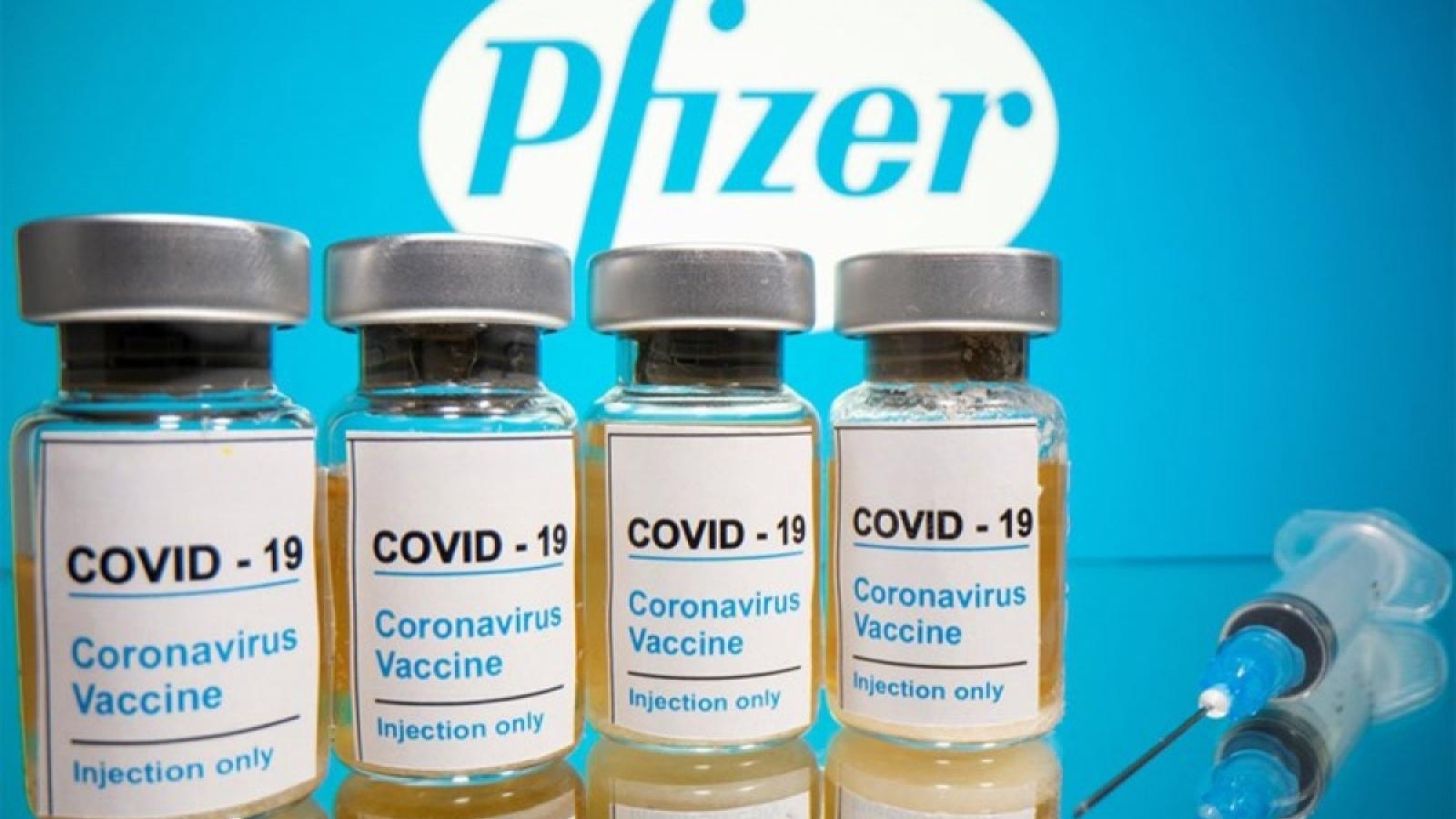 Pfizer và BioNTech đệ trình sớm được cấp phép sử dụng vaccine cho trẻ em 5 đến 11 tuổi