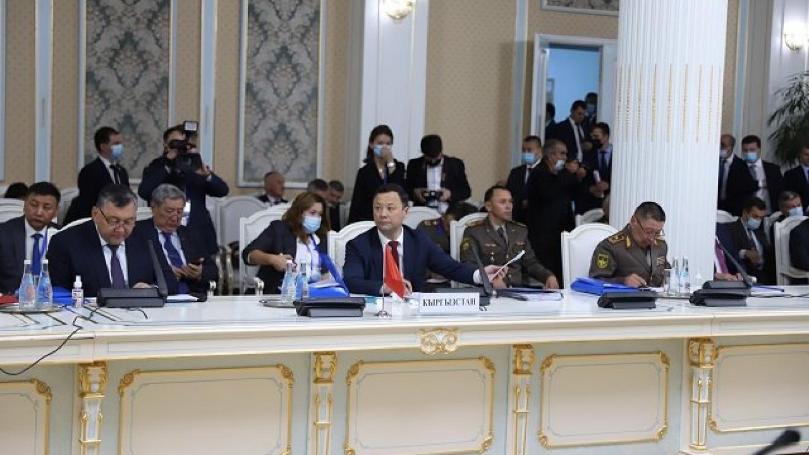 """Các quốc gia CSTO đã thông qua tuyên bố chung """"Về tình hình ở Afghanistan"""""""