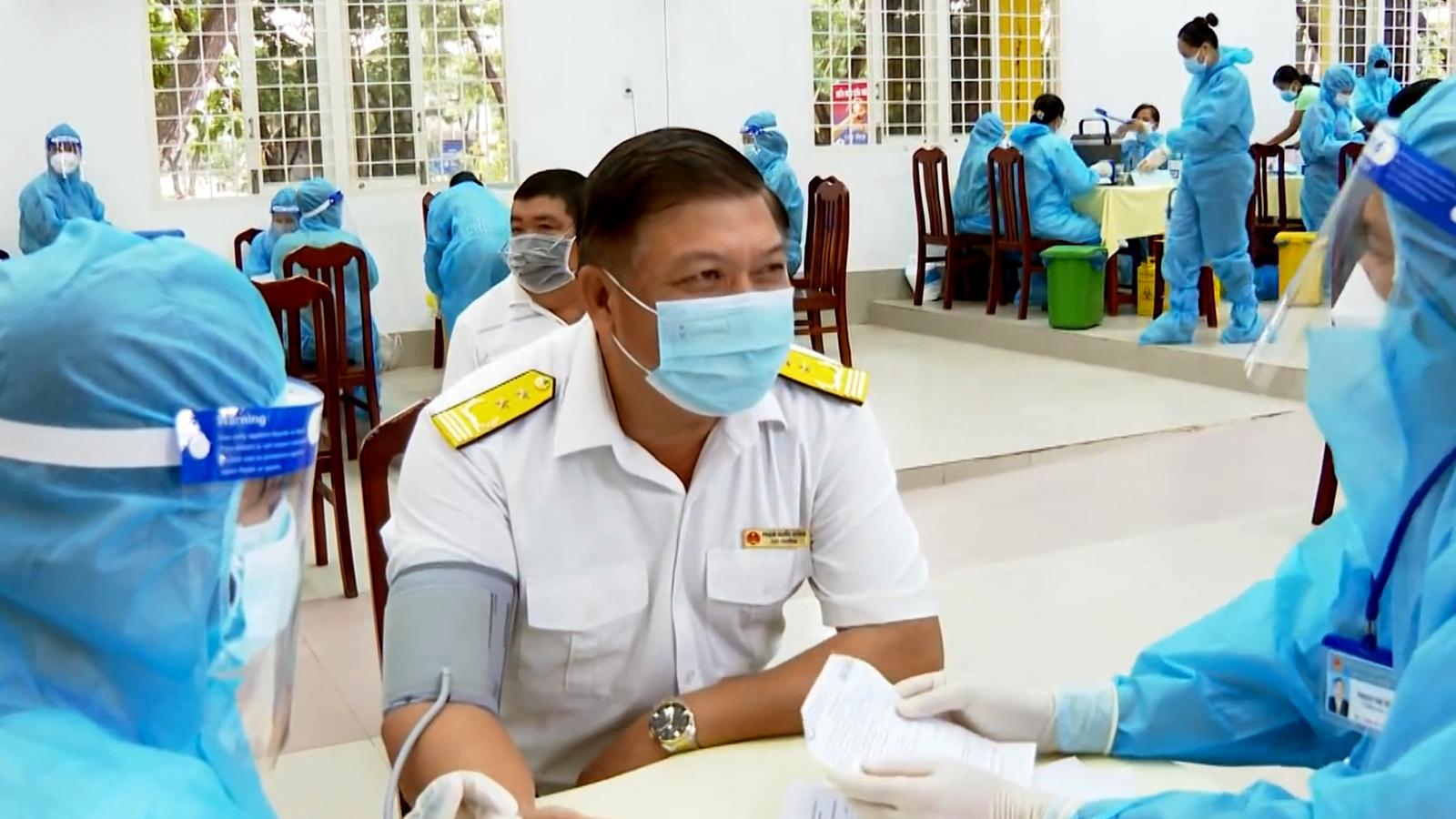 Giám đốc Trung tâm Y tế thành phố Trà Vinh bị cách chức
