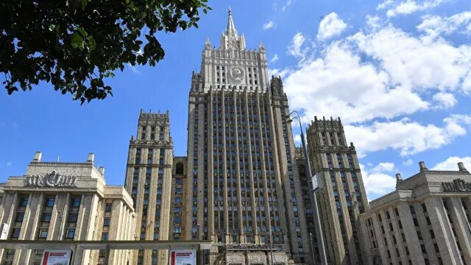 Nga cáo buộc Mỹ can thiệp vào cuộc bầu cử vào Duma Quốc gia