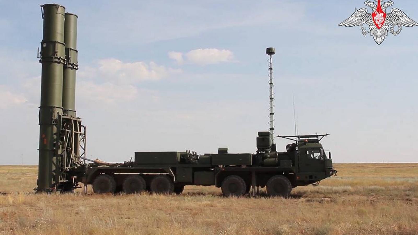 Nga cung cấp cho quân đội hệ thống tên lửa phòng không tiên tiến S-500