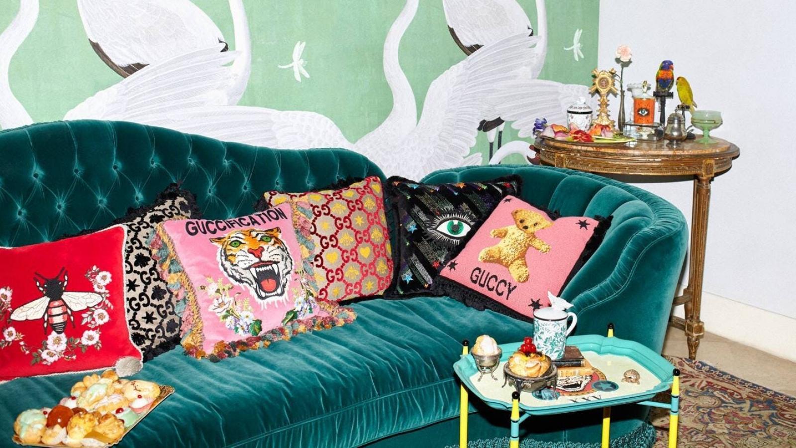 10 dòng thiết kế nội thất từ các thương hiệu thời trang đình đám