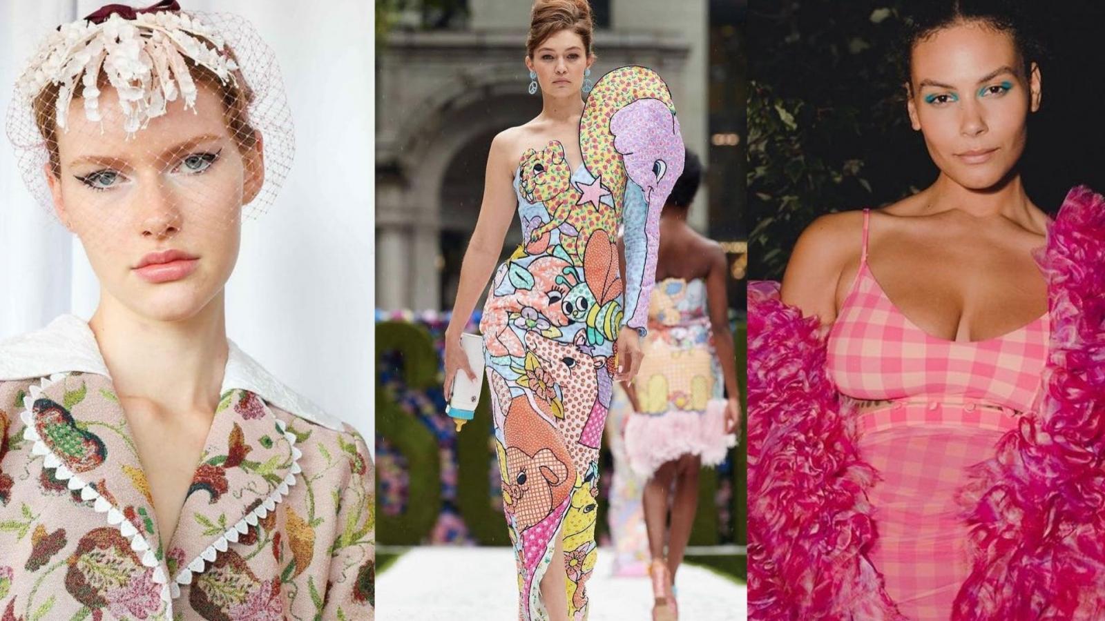 Những xu hướng làm đẹp không thể bỏ qua tại Tuần lễ thời trang Xuân/ Hè 2022