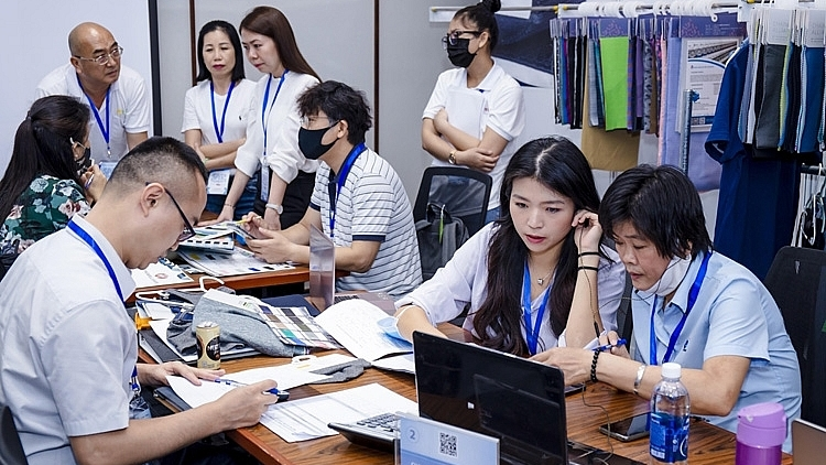 Vietnam and Taiwanese garment firms to enhance trade exchanges