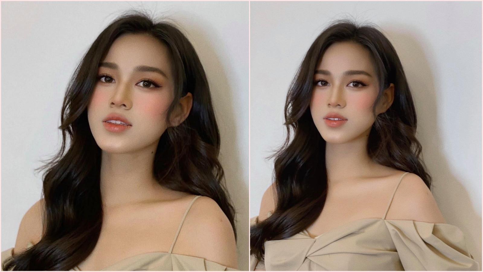 Chuyện showbiz: Hoa hậu Đỗ Thị Hà hóa tiểu thư yêu kiều, xinh đẹp tại nhà mùa dịch