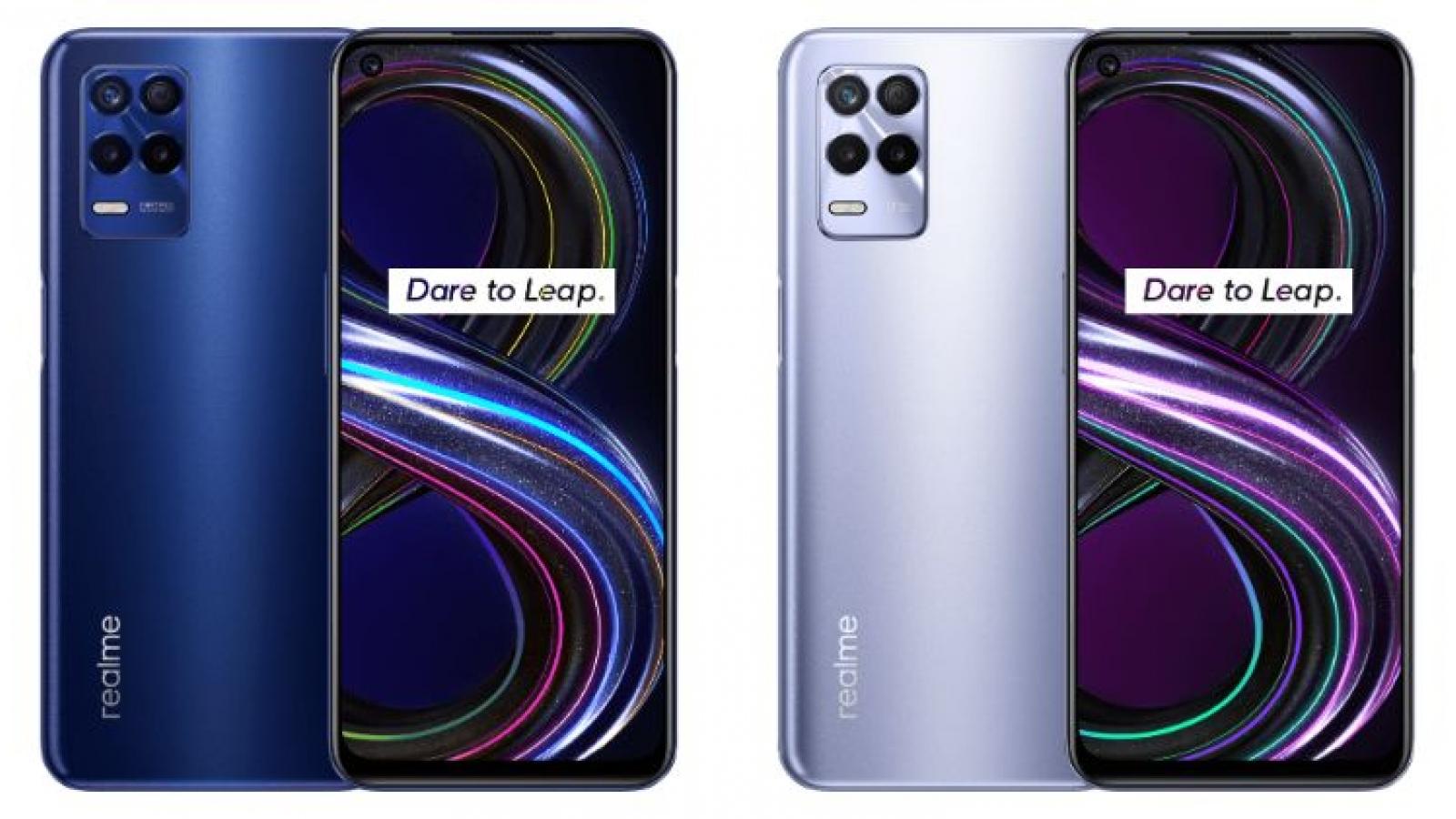 Realme ra mắt smartphone 5G giá chỉ 5,55 triệu đồng