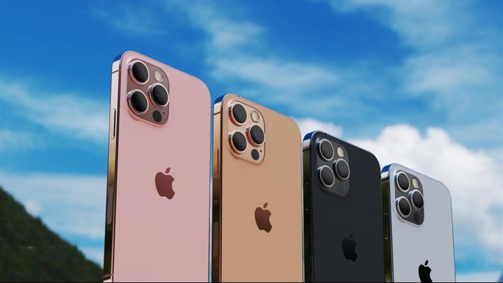 Các tùy chọn màu sắc và bộ nhớ trong iPhone 13 được tiết lộ?