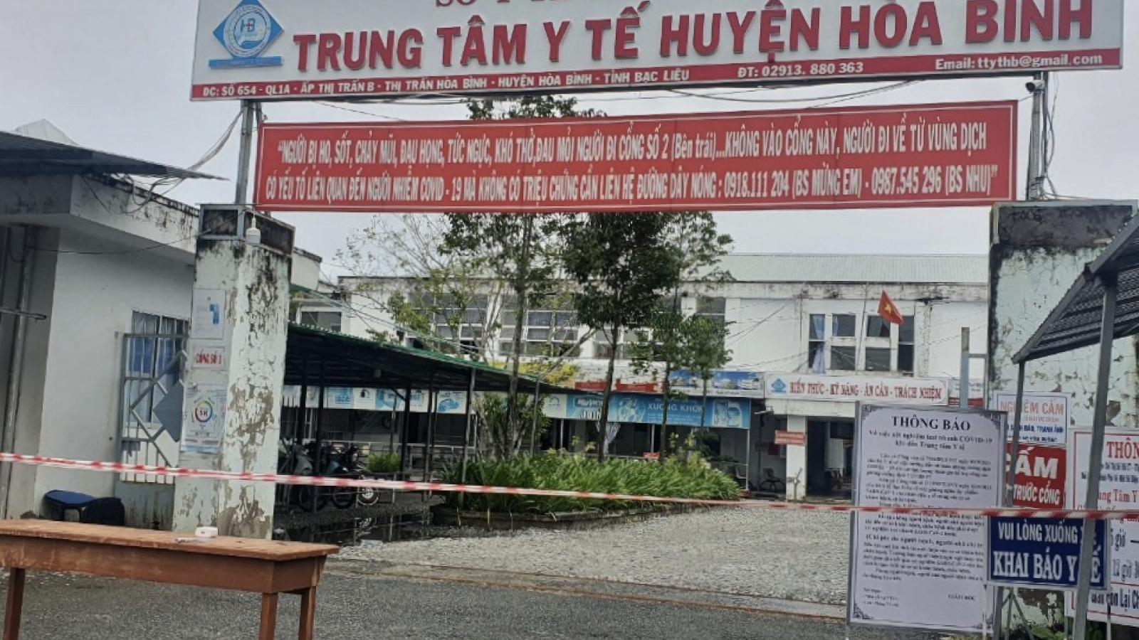 6 phường của TP Bạc Liêu tiếp tục thực hiện Chỉ thị 16