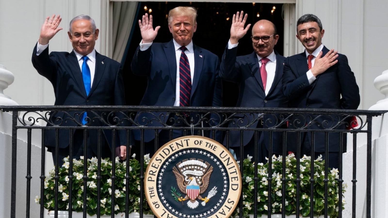 Một năm Hiệp định Abraham: Bình minh của Trung Đông mới chỉ bắt đầu?