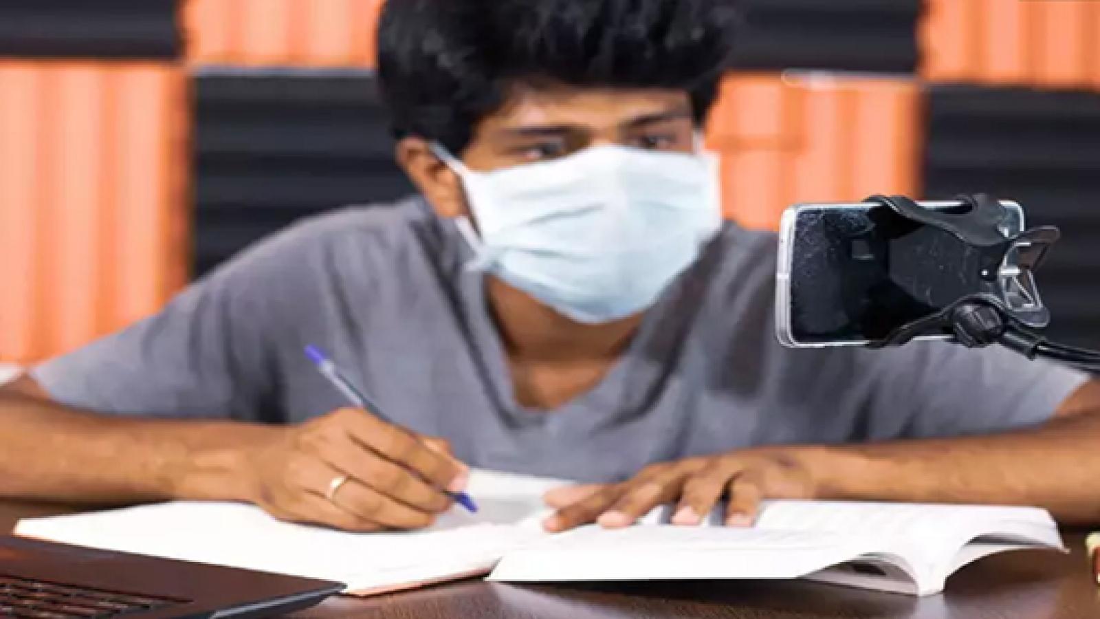 Một số cách để bảo vệ mắt của con bạn khi học trực tuyến