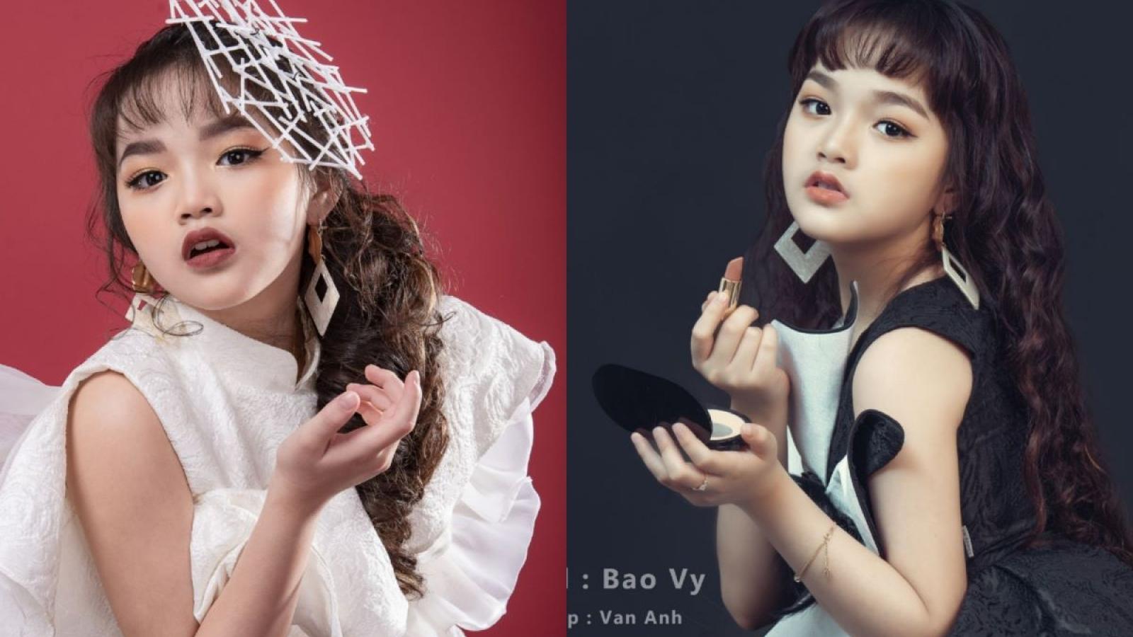 Jenny Bảo Vy - Tiểu thiên sứ của Super Idol Kids VN hỗ trợ người dân chống Covid-19