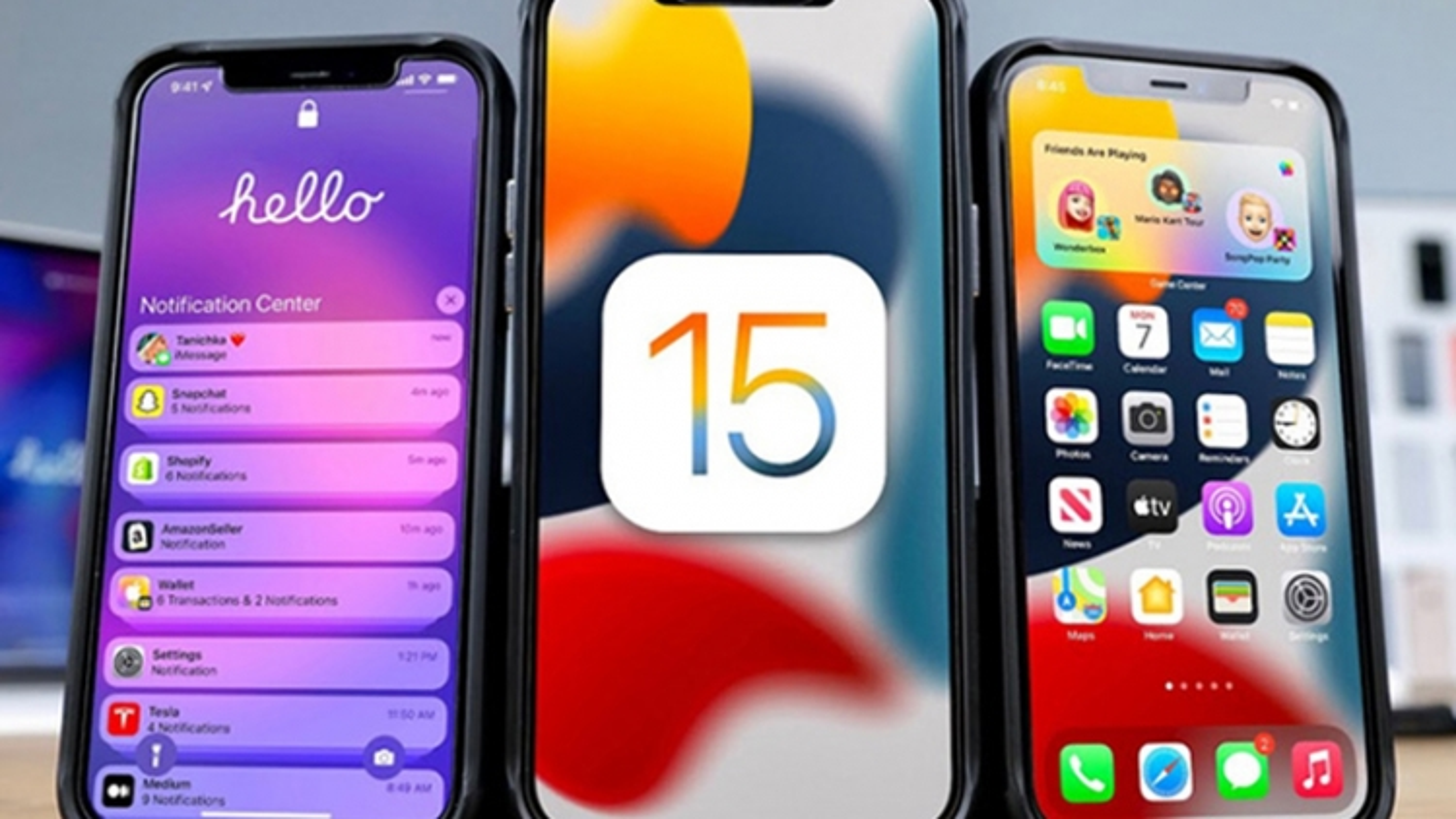 iOS 15 sẽ chính thức được phát hành vào 0 giờ đêm 21/9