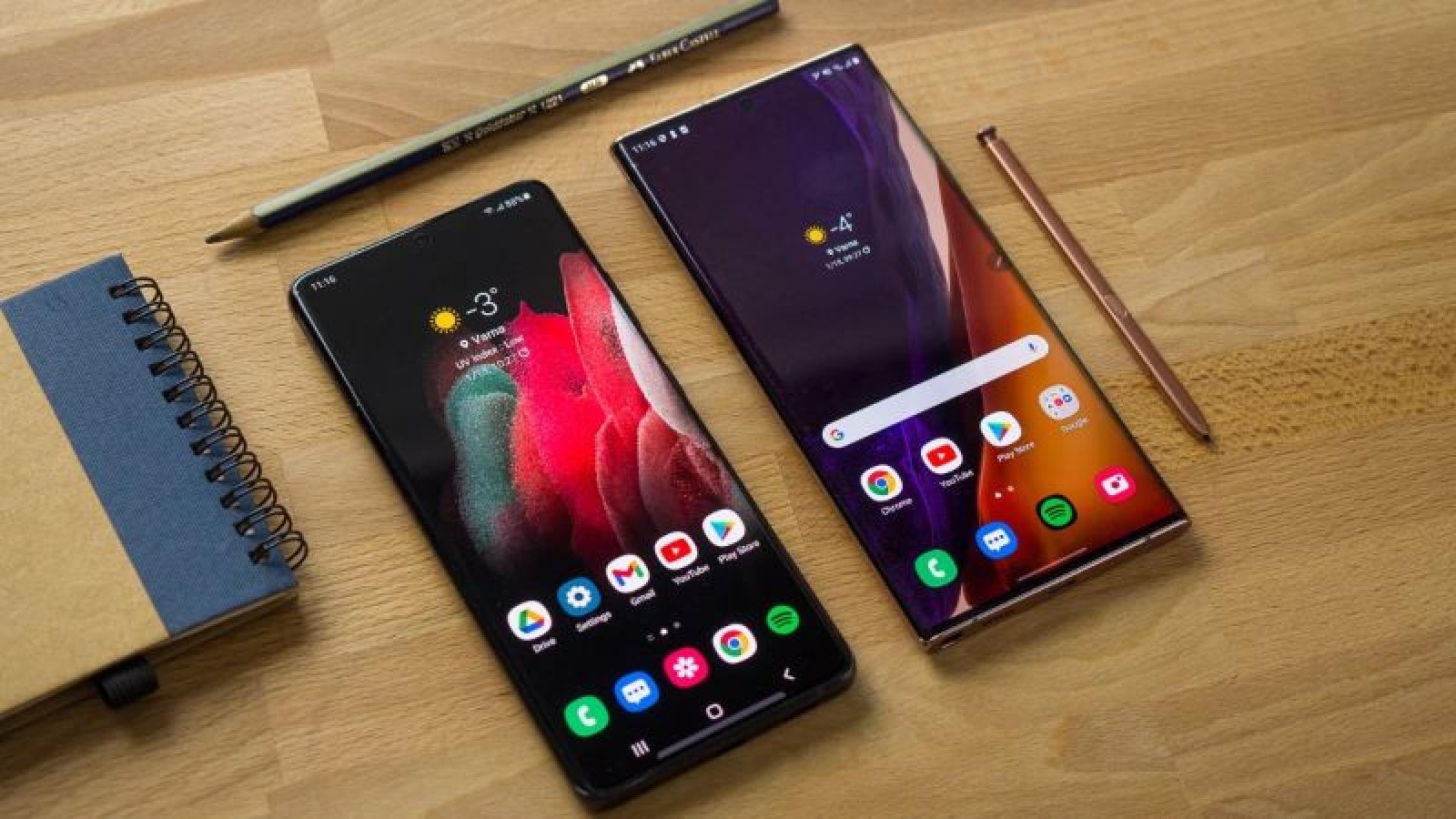 Galaxy Note 22 bị khai tử, Galaxy S22 Ultra thay thế?
