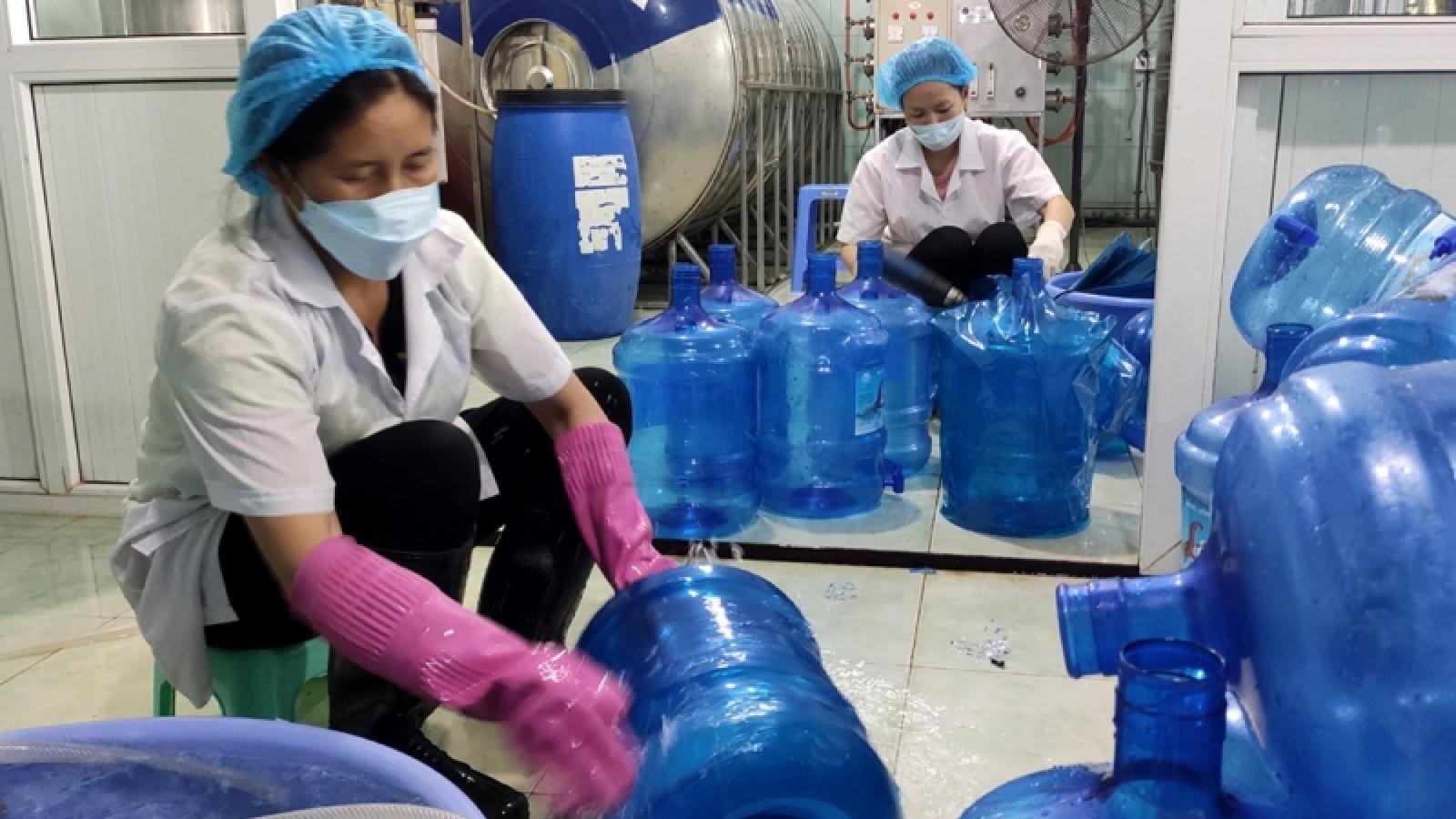 """Doanh nghiệp Lai Châu áp dụng """"1 cung đường, 2 điểm đến"""" để ổn định sản xuất, kinh doanh"""