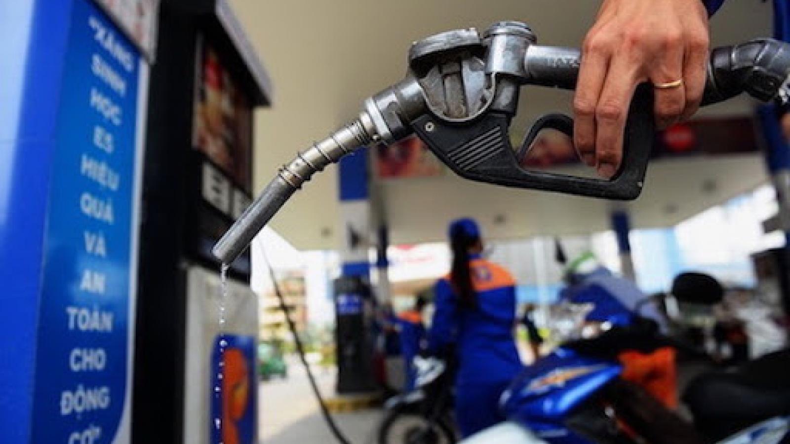 Giá xăng, dầu đồng loạt tăng cao