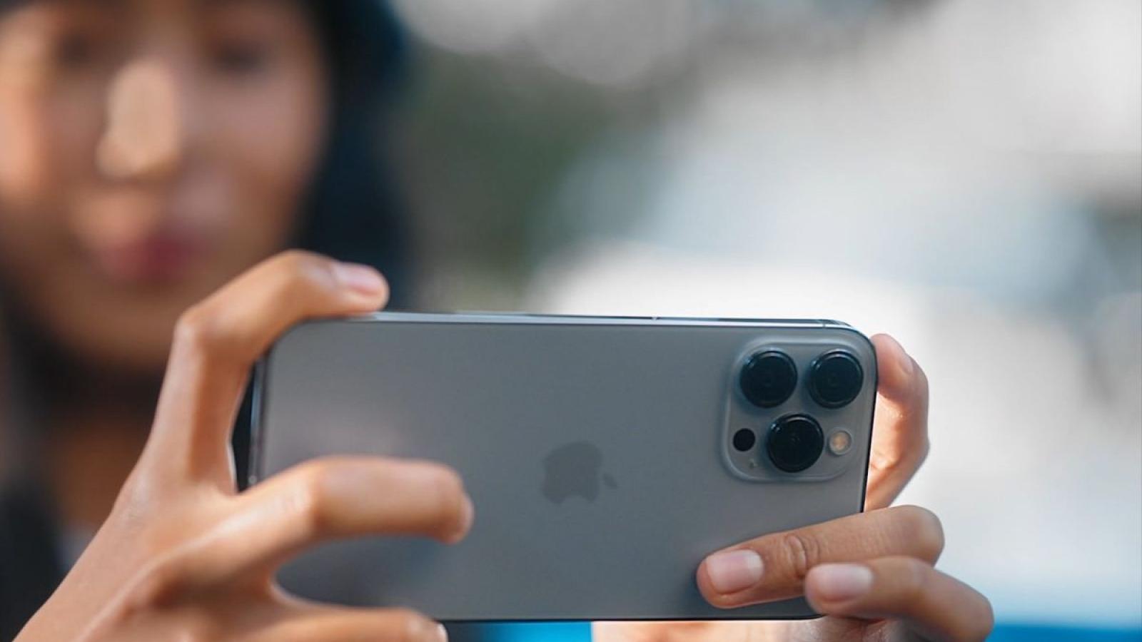 iPhone 13 Pro chụp ảnh đẹp nhưng vẫn kém xa Xiaomi và Huawei