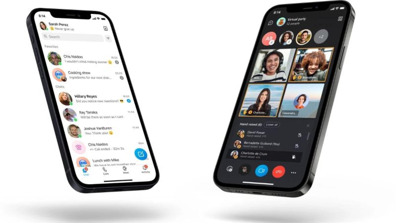 Skype sắp lột xác với nhiều tính năng mới