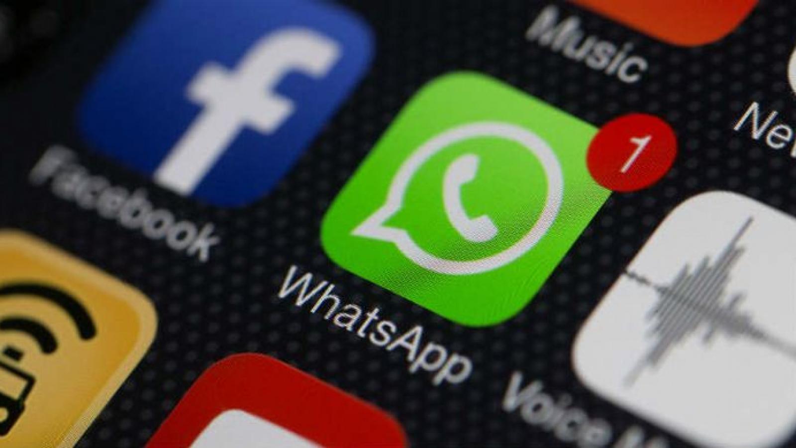 Ireland phạt WhatsApp 225 triệu EUR vì vi phạm GDPR