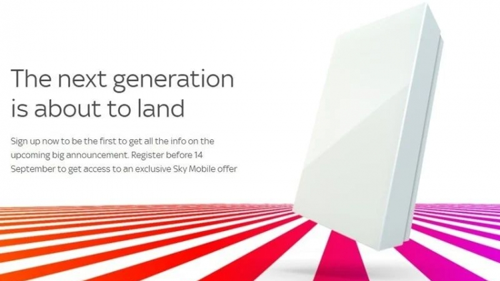 Nhà mạng Anh gợi ý thời điểm ra mắt iPhone 13