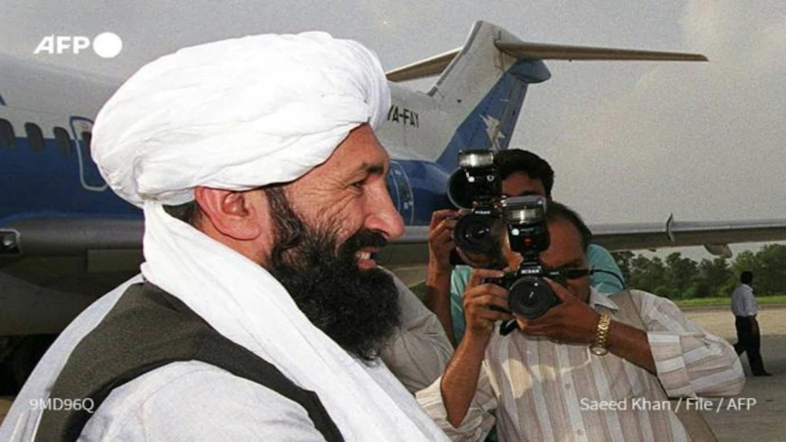 """Taliban công bố Chính phủ lâm thời của Afghanistan: Trọng dụng các """"công thần"""""""
