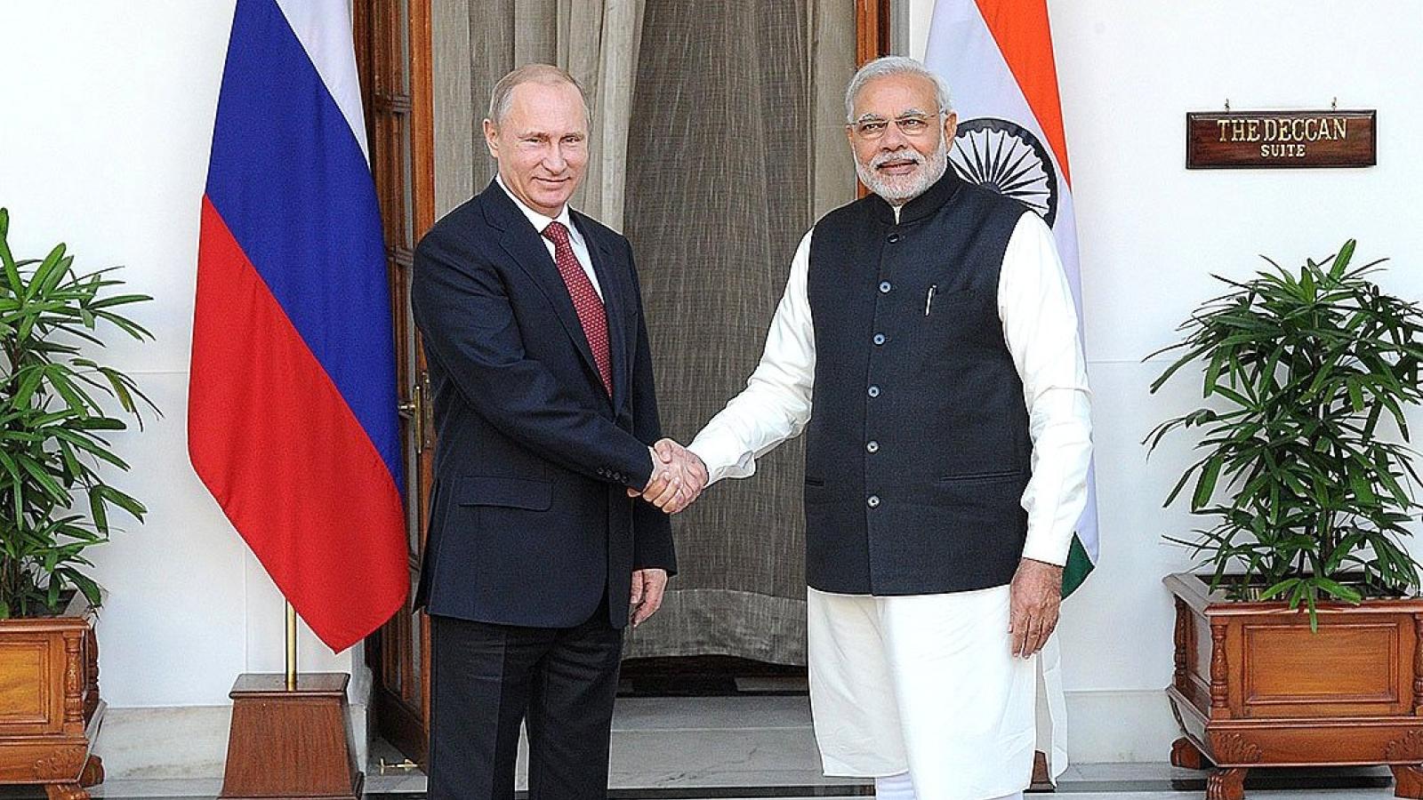 AUKUS ra đời, Ấn Độ rơi vào thế kẹt giữa Pháp và Nga