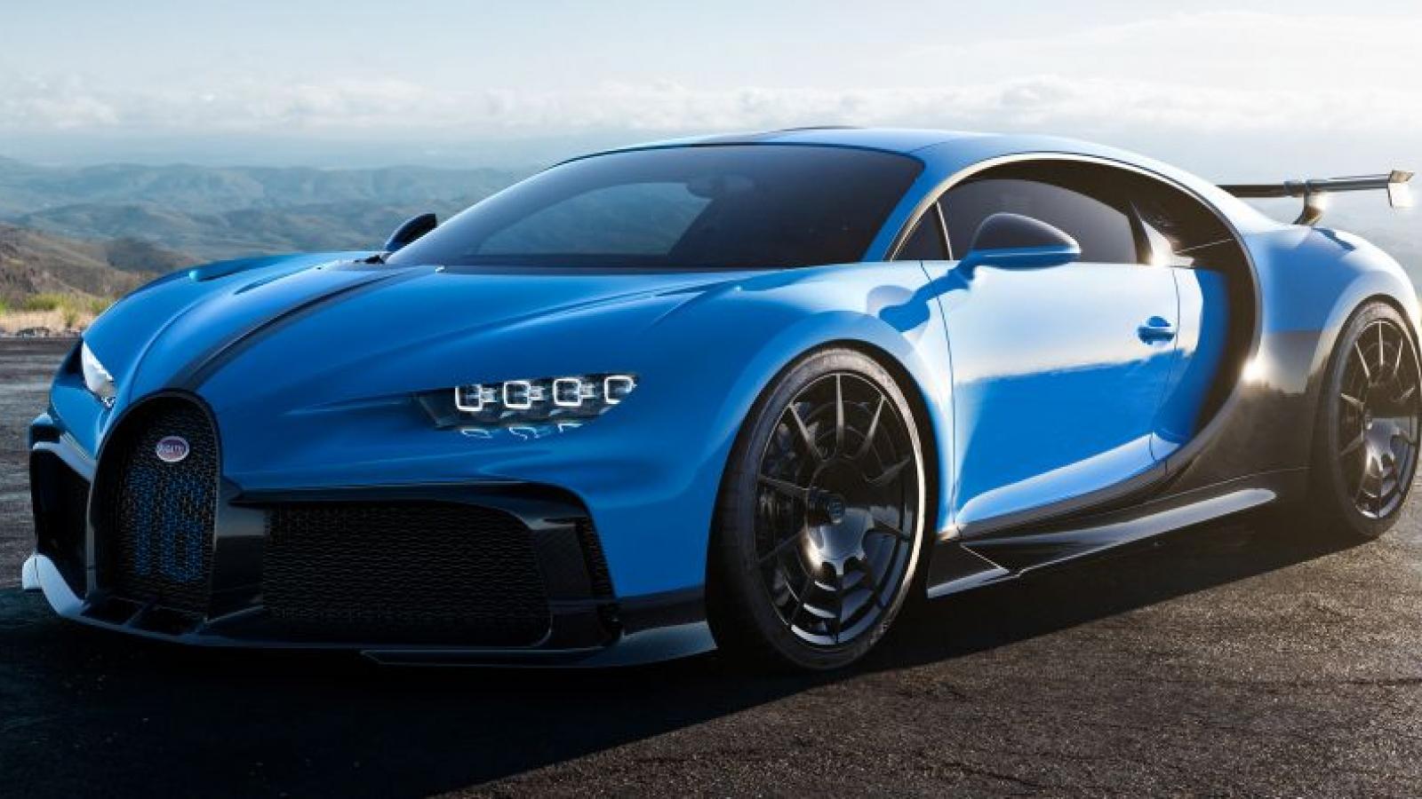 Bảo dưỡng siêu xe Bugatti tốn kém ra sao?