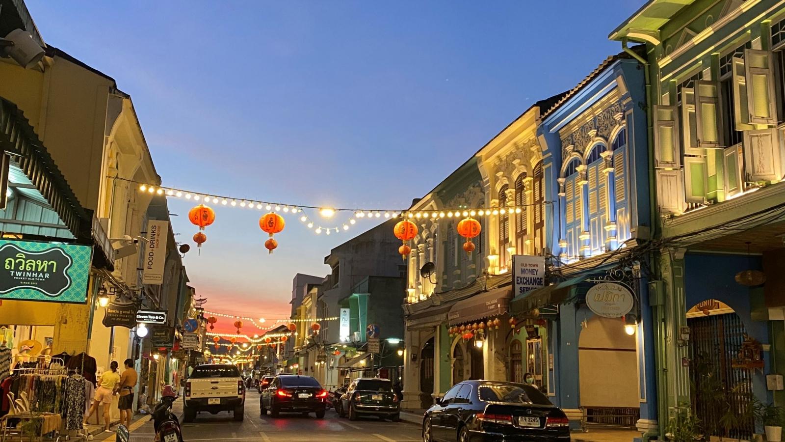 Thái Lan nhắm khách Ấn Độ thay thị trường Trung Quốc