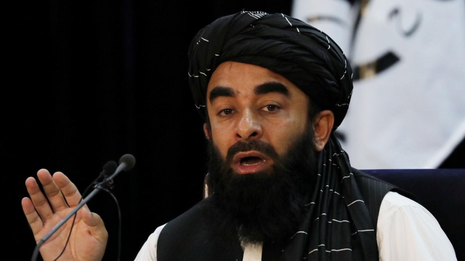 Chính phủ mới của Taliban ở Afghanistan: Không có chỗ cho phe ôn hòa