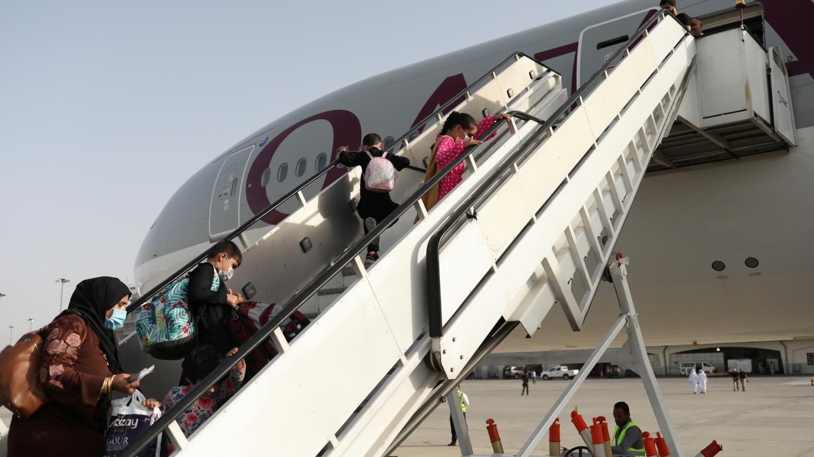 Chuyến bay thương mại thứ 2 cất cánh từ thủ đô Kabul