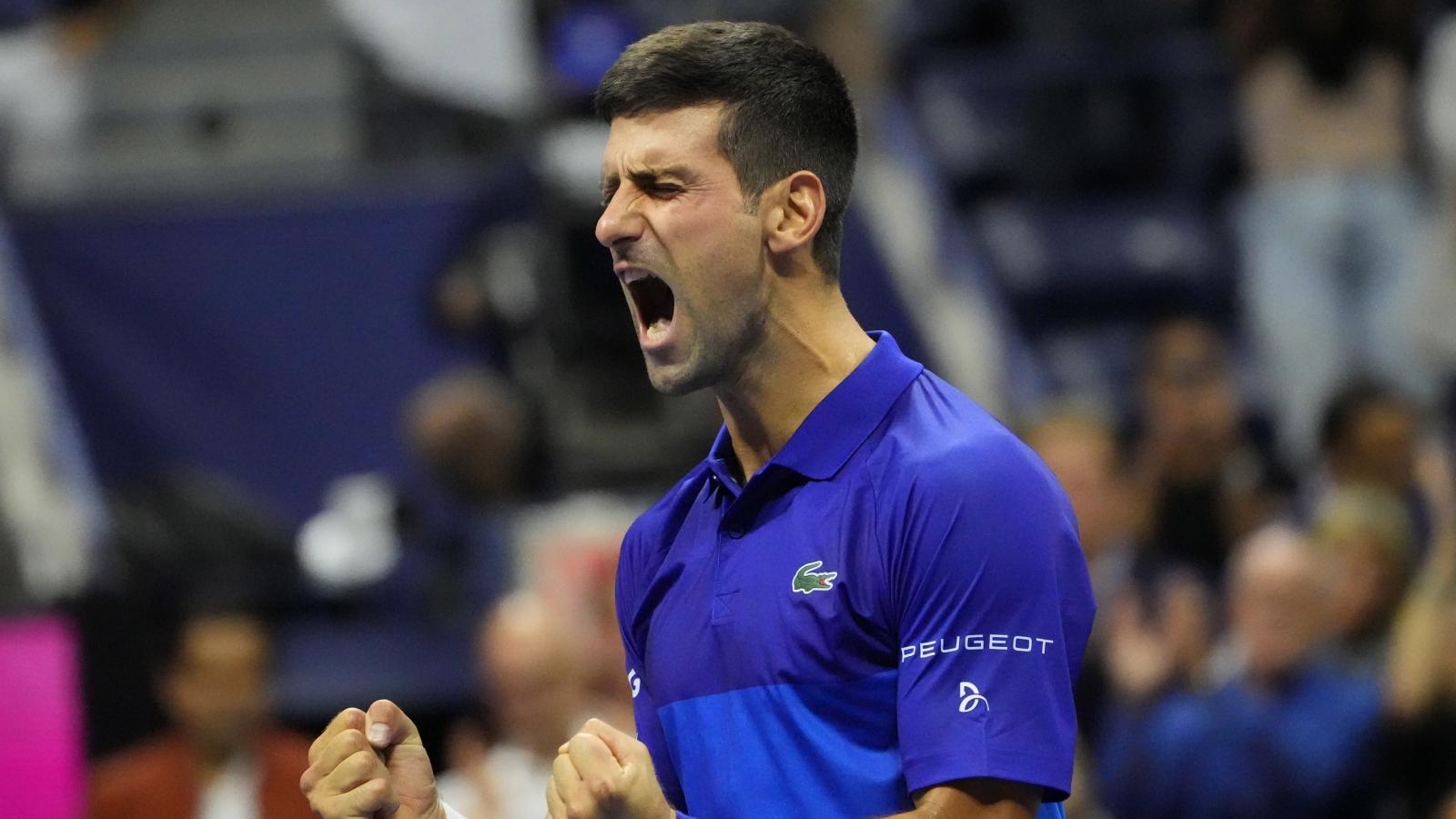 Djokovic vào chung kết US Open 2021, sắp thành tay vợt vĩ đại nhất lịch sử