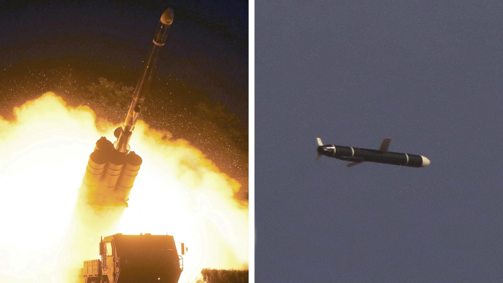 Tên lửa khuấy động bán đảo Triều Tiên, Mỹ - Nhật – Hàn nhóm họp