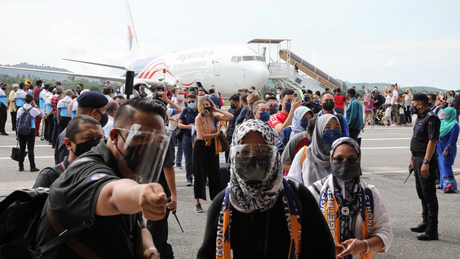 Langkawi (Malaysia) đón 3.000 khách trong ngày đầu mở cửa du lịch