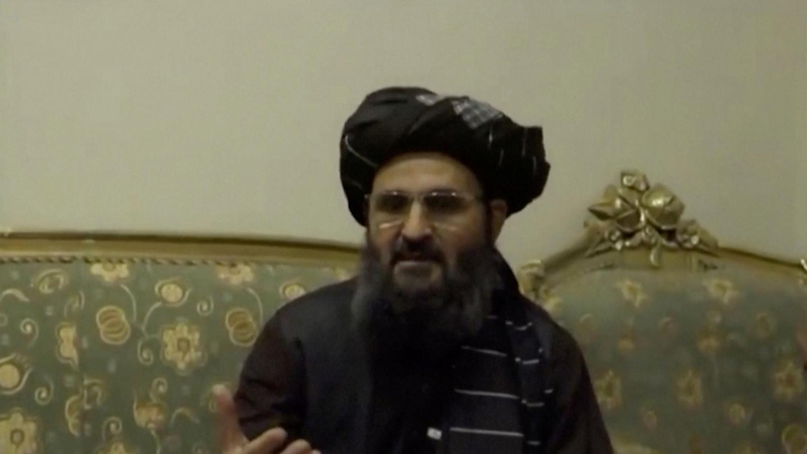 Taliban cáo buộc Tajikistan can thiệp công việc nội bộ của Afghanistan