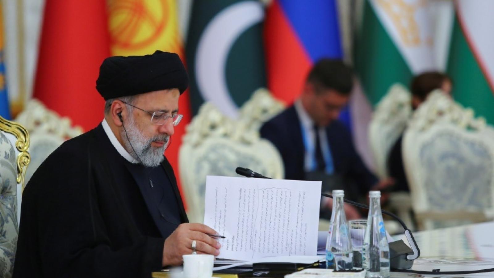 Chính thức trở thành thành viên của SCO mang lại lợi ích gì cho Iran?
