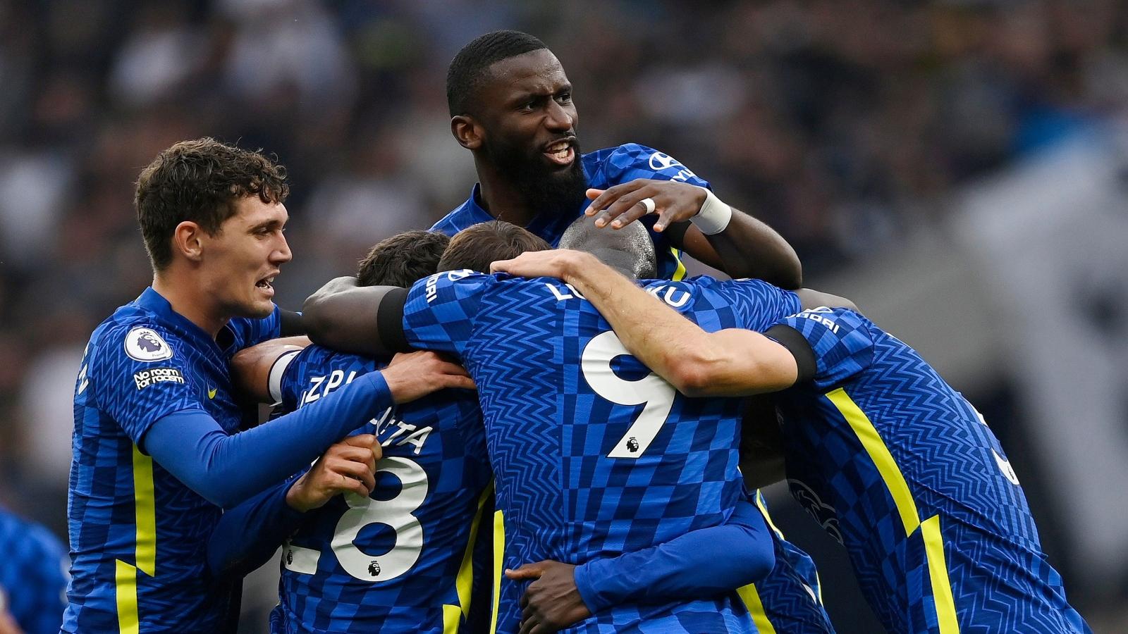 Lukaku im tiếng, Chelsea vẫn thắng 3 sao trên sân Tottenham