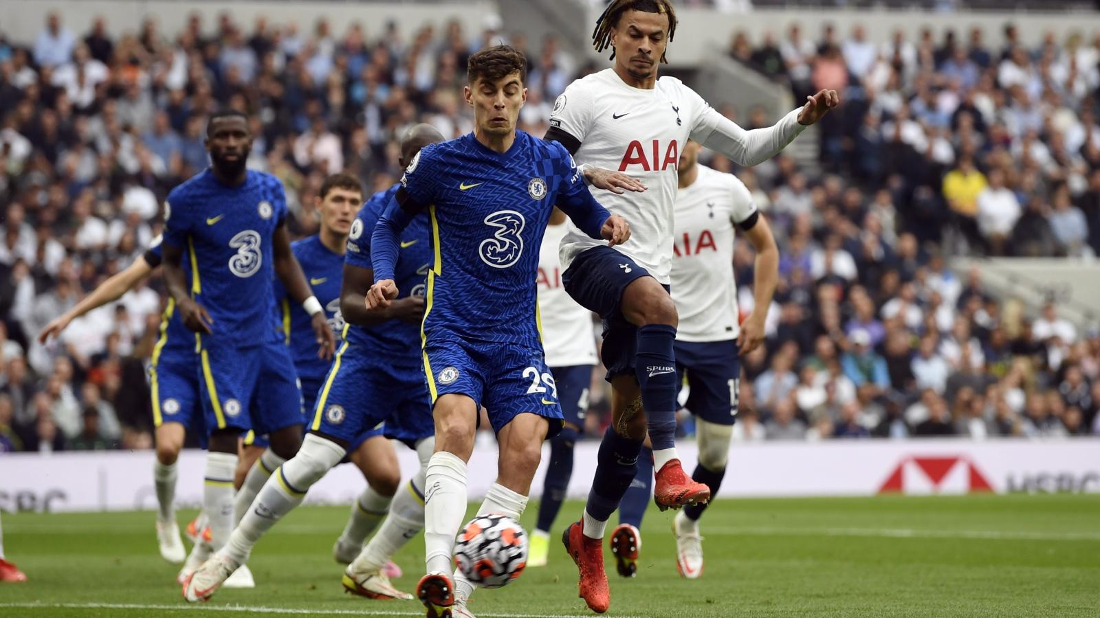 TRỰC TIẾP bóng đá Tottenham 0 - 0 Chelsea: Đôi công rực lửa