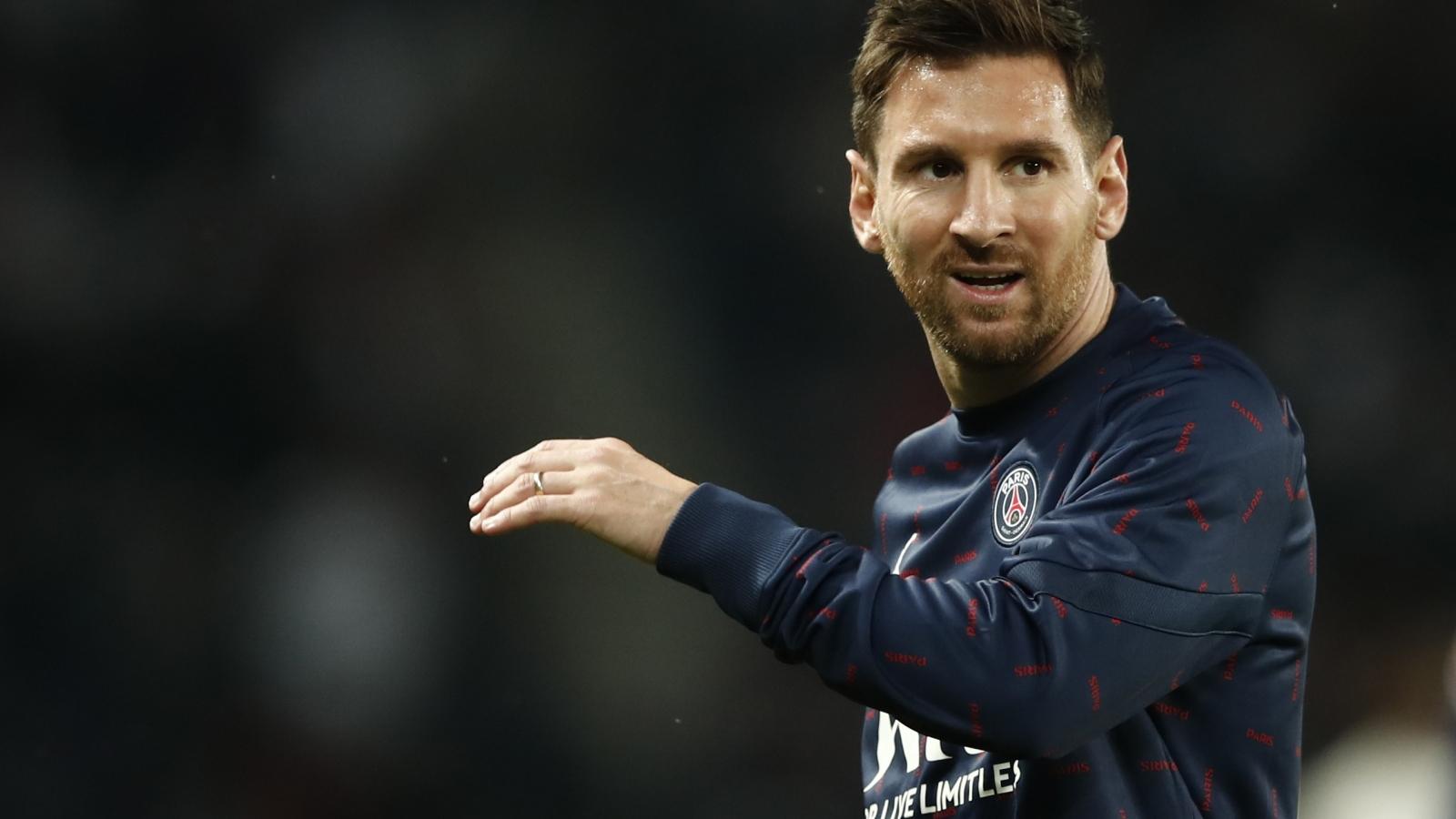 Trực tiếp PSG 0-0 Lyon: Messi ra mắt ở sân Công viên các Hoàng tử