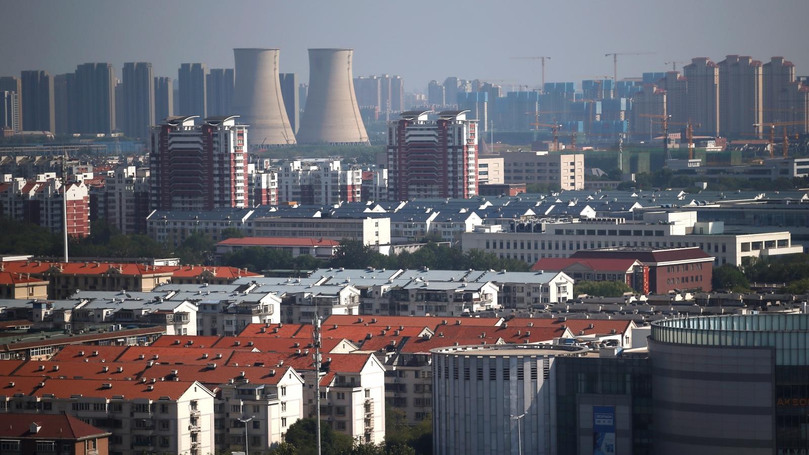 ADB giữ nguyên dự báo tăng trưởng kinh tế của Trung Quốc