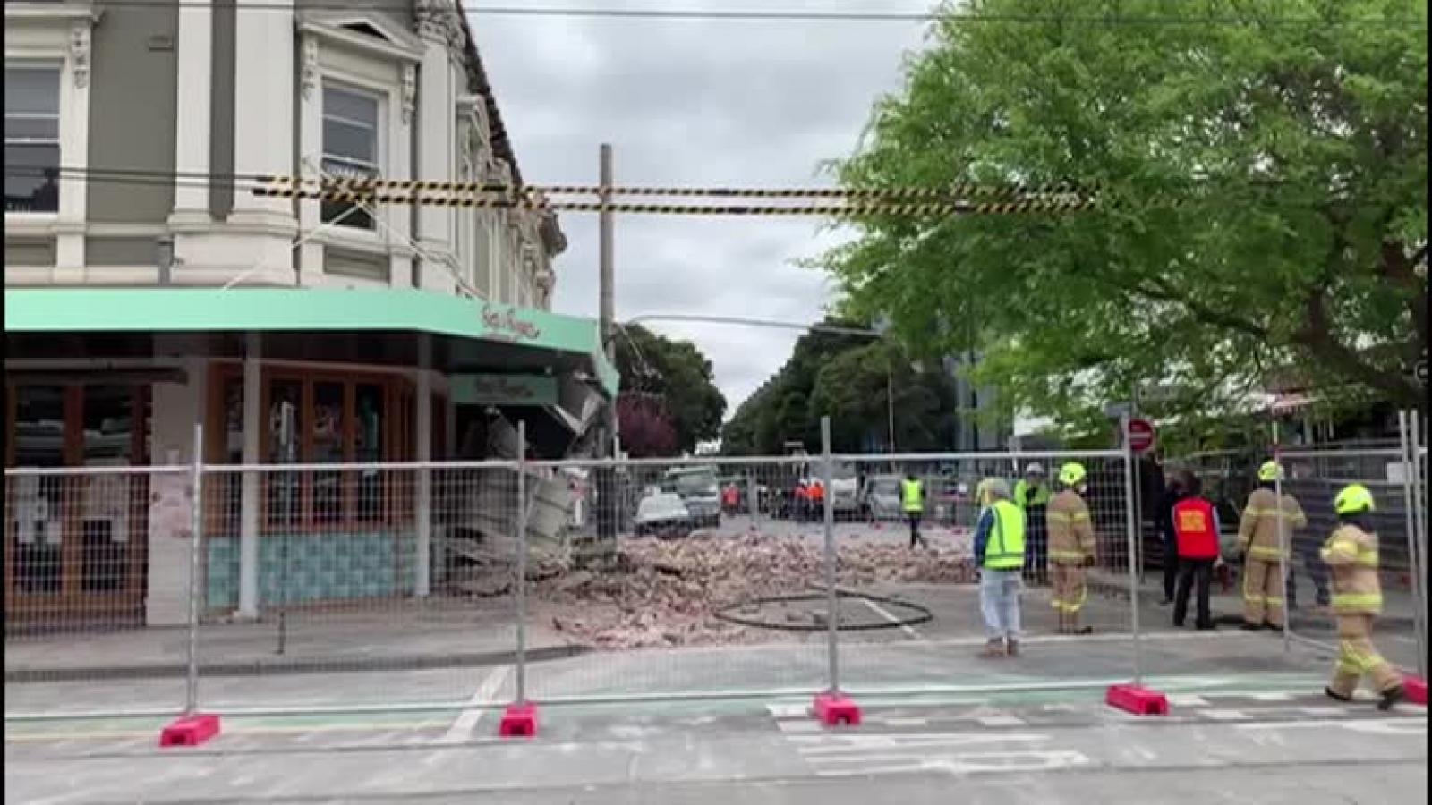 Thủ tướng Australia cam kết đưa ra các hỗ trợ cần thiết sau động đất