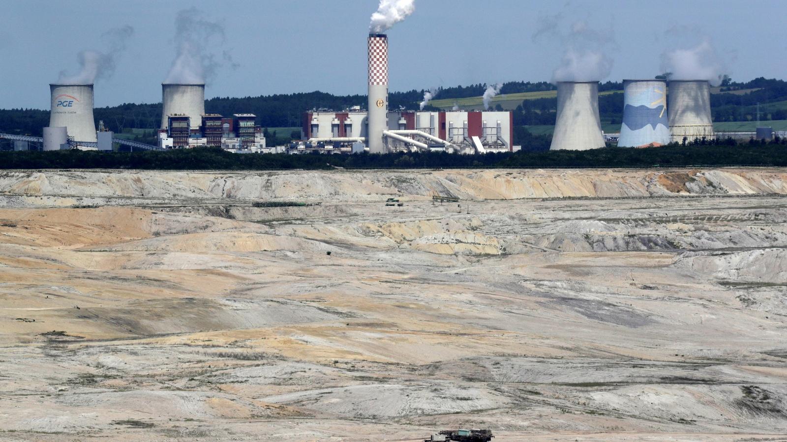 Ba Lan chờ đồng thuận của Séc trong giải quyết tranh chấp mỏ than Turów