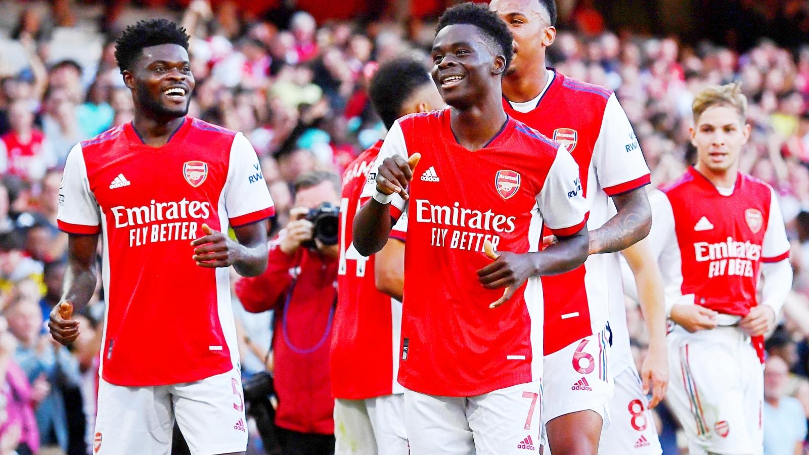 Trực tiếp Arsenal 3-1Tottenham: Heung-Min Son níu kéo hy vọng